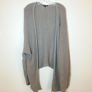 Brandy Melville Oversized Knit Cardigan
